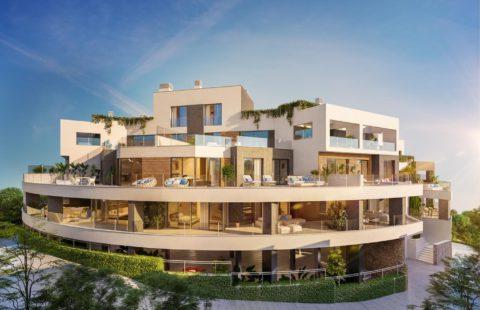 Elements: rustig gelegen nieuwbouw project (Los Altos de los Monteros)