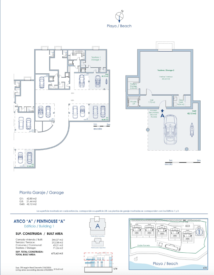 emare penthouse plan