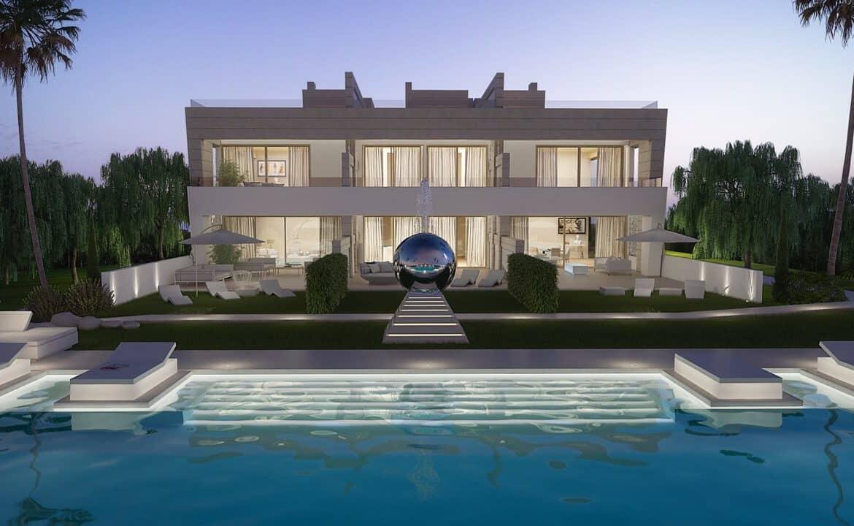 epic marbella luxe huizen golden mile gebouw