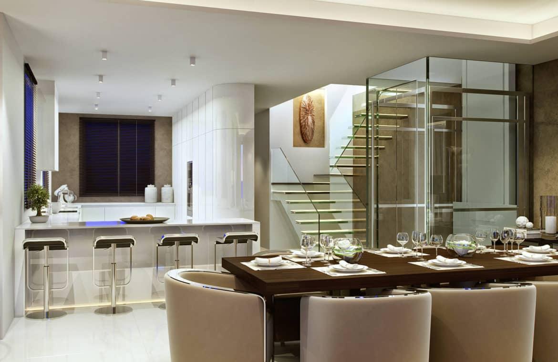 epic marbella luxe huizen golden mile keuken