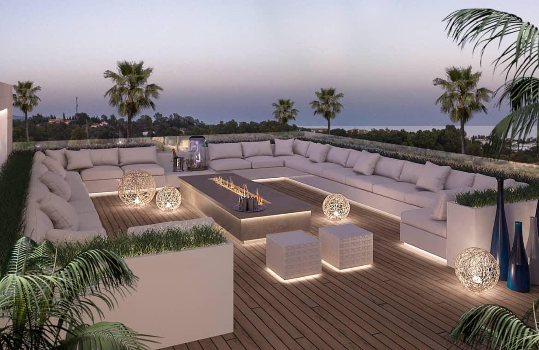 epic marbella luxe huizen golden mile solarium