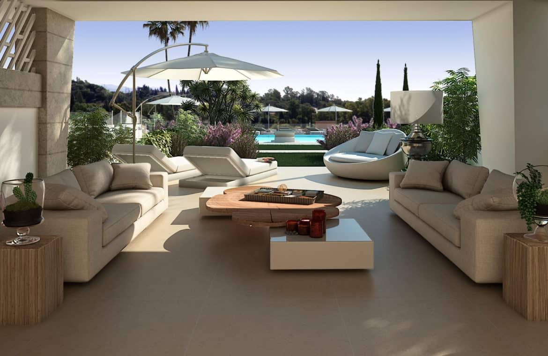 epic marbella luxe huizen golden mile terras
