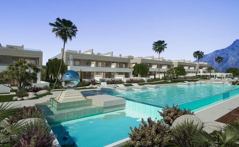 epic marbella luxe huizen golden mile tuin