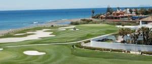 Golfterrein in Estepona