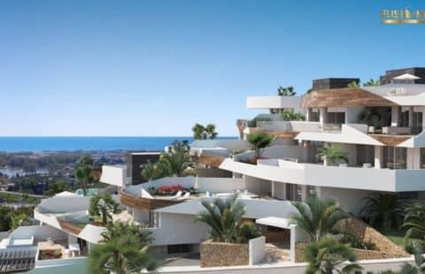 Fusionvista: personaliseerbare off-plan appartementen (New Golden Mile)