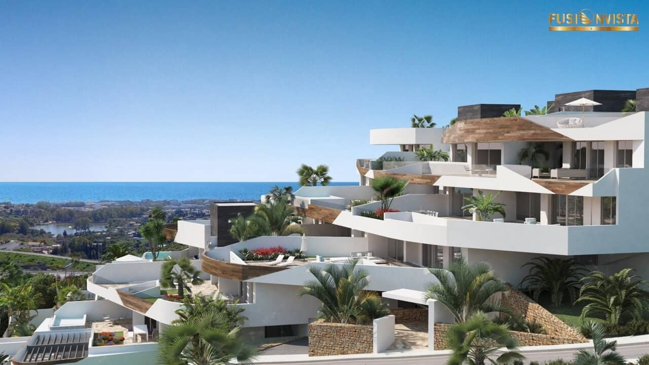 fusionvista benahavis new golden mile appartement project