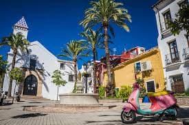 Golden Mile Marbella