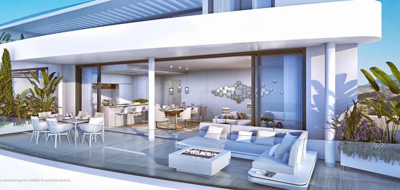 higueron west fuengirolacosta del sol spanje appartement te koop resort concierge zeezicht fase1