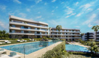 higueron west fuengirolacosta del sol spanje appartement te koop resort concierge zeezicht fase2