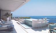 higueron west fuengirolacosta del sol spanje appartement te koop resort concierge zeezicht jacuzzi