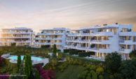 higueron west fuengirolacosta del sol spanje appartement te koop resort concierge zeezicht modern