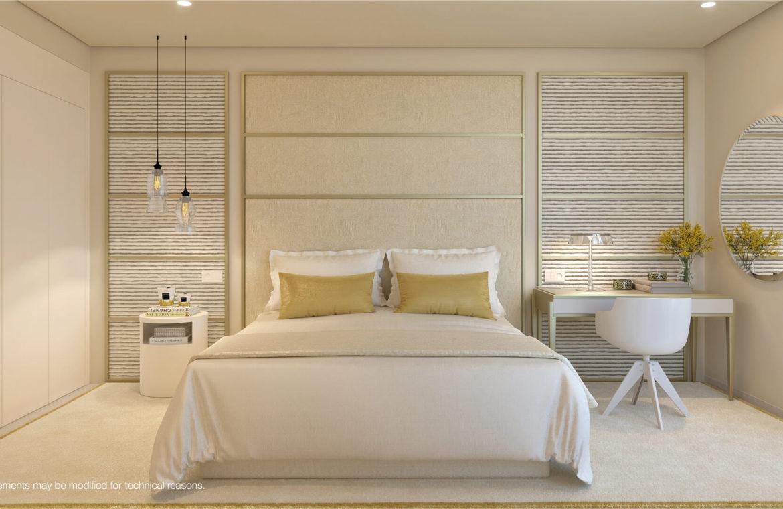 higueron west fuengirolacosta del sol spanje appartement te koop resort concierge zeezicht slaapkamer