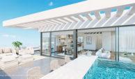 higueron west fuengirolacosta del sol spanje appartement te koop resort concierge zeezicht solarium