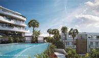 higueron west fuengirolacosta del sol spanje appartement te koop resort concierge zeezicht tuin