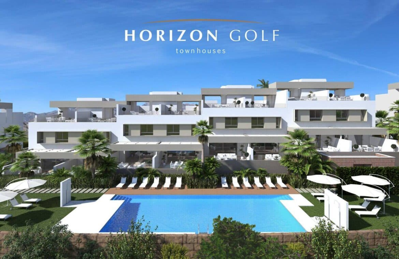 horizon golf la cala mijas huis complex