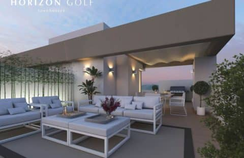 Horizon Golf: moderne huizen in het gekende La Cala Golf Resort (Mijas)