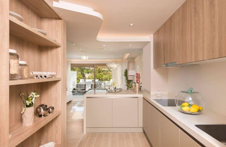 horizon golf la cala mijas huis keuken detail2