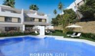 horizon golf la cala mijas huis zwembad