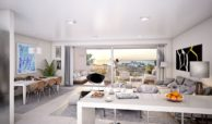 ikasa estepona te koop appartement penthouse modern keuken