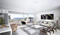 ikasa estepona te koop appartement penthouse modern living