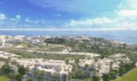 ikasa scenic estepona appartement penthouse wandelafstand haven zeezicht bovenaanzicht2