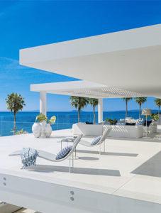 immo & vastgoed kopen met zeezicht in Marbella