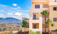 la cala hill club mijas zeezicht golf appartement penthouse te koop achterkant marbella
