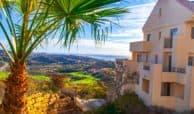 la cala hill club mijas zeezicht golf appartement penthouse te koop project marbella zijaanzicht