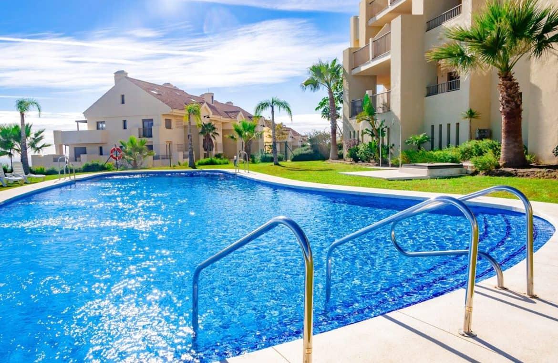 la cala hill club mijas zeezicht golf appartement penthouse te koop zwembad marbella