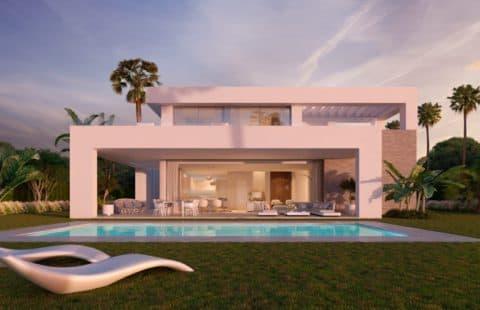 La Finca de la Cala: moderne nieuwbouw villas in La Cala Golf (Mijas)