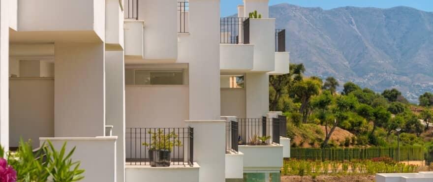 la floresta la mairena appartement penthouse te koop marbella huis terrassen