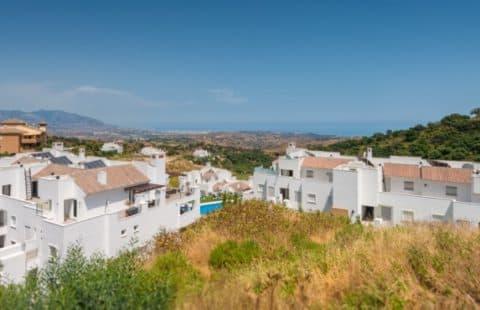 La Floresta Sur: rustig gelegen nieuwbouw penthouses (La Mairena)
