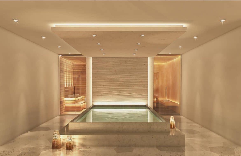 la meridiana suites appartementen golden mile binnenzwembad