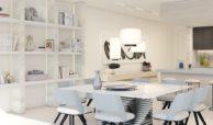 la meridiana suites appartementen golden mile eethoek keuken