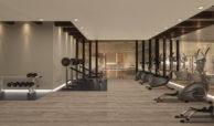 la meridiana suites appartementen golden mile gym