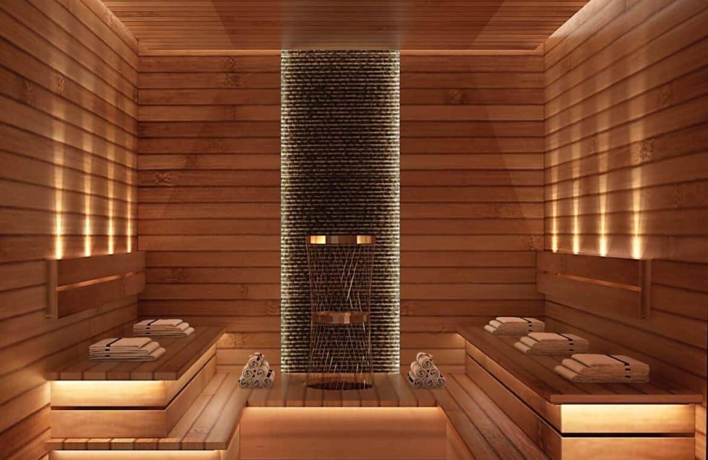 la meridiana suites appartementen golden mile sauna