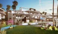 la meridiana suites appartementen golden mile tuin