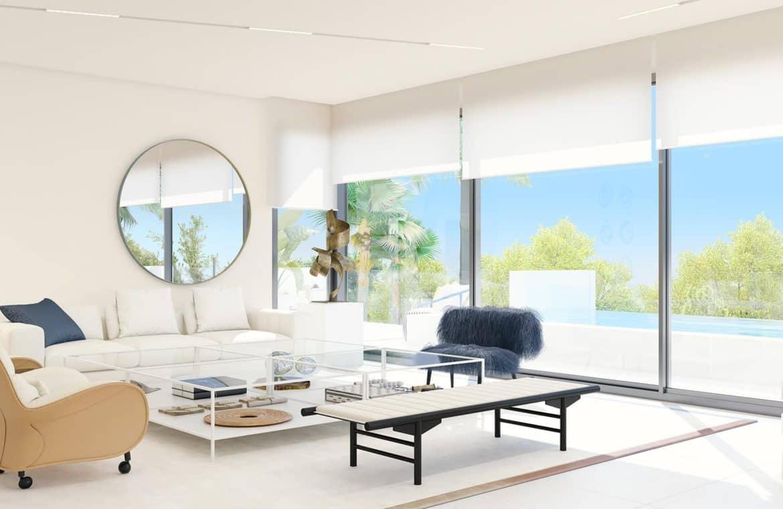 la meridiana suites appartementen golden mile zicht
