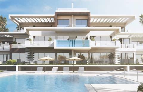 La Meridiana Suites: prestigieus nieuw project (Golden Mile)