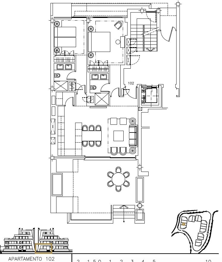 la montesa marbella cabopino appartement gelijkvloers 102