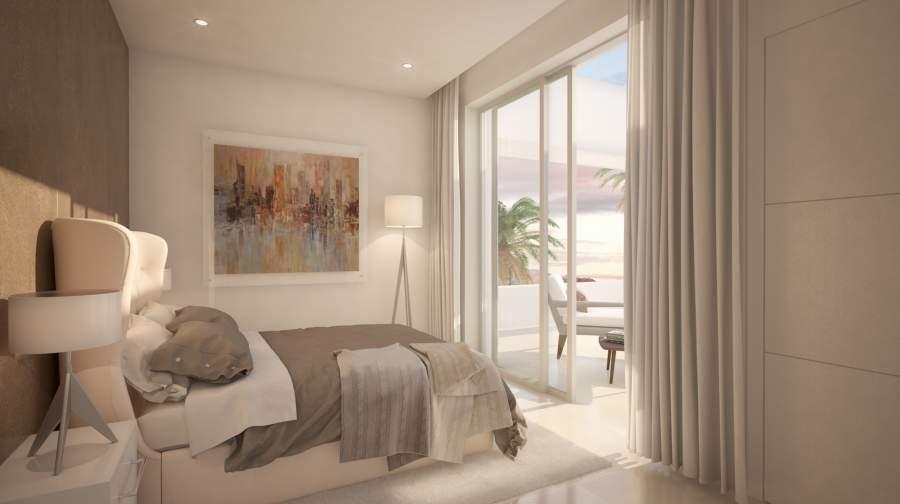 la montesa marbella cabopino appartement gelijkvloers slaapkamer terras