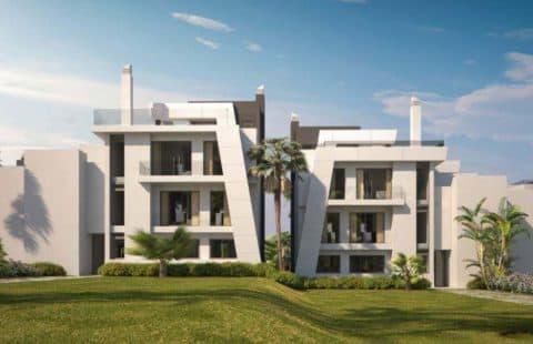 La Montesa de Marbella: nieuwbouw gelijkvloers appartement (Cabopino)