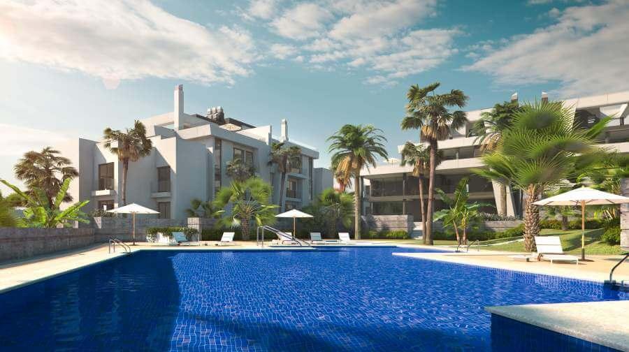 la montesa marbella cabopino appartement gelijkvloers zwembad