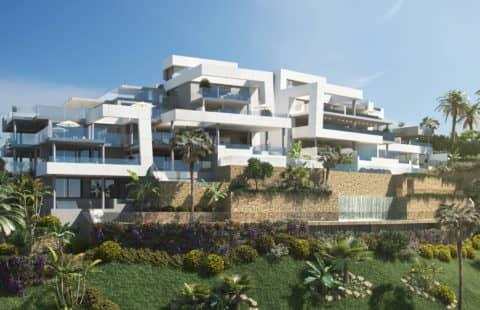 La Morelia: laatst beschikbare luxueus appartement (Nueva Andalucia)