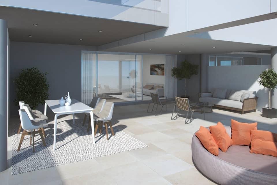 la morelia penthouse nueva andalucia terras tafel