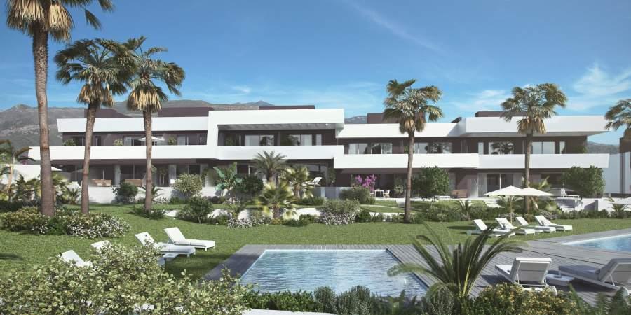 la valvega de la cala huis te koop modern complex