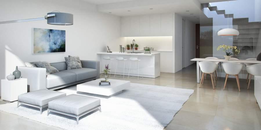 la valvega de la cala huis te koop modern open plan