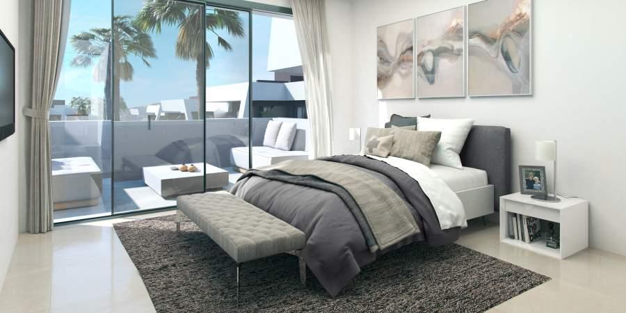 la valvega de la cala huis te koop modern slaapkamer
