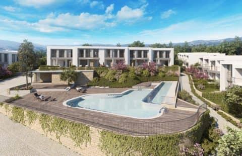 Lar Infinity: eerstelijns golf huizen met open zichten (La Cala de Mijas)