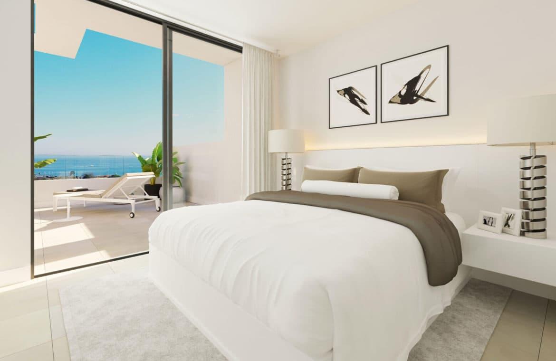 las olas estepona appartement te koop slaapkamer